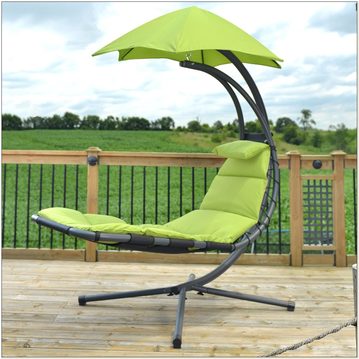 Vivere Original Dream Chair Green