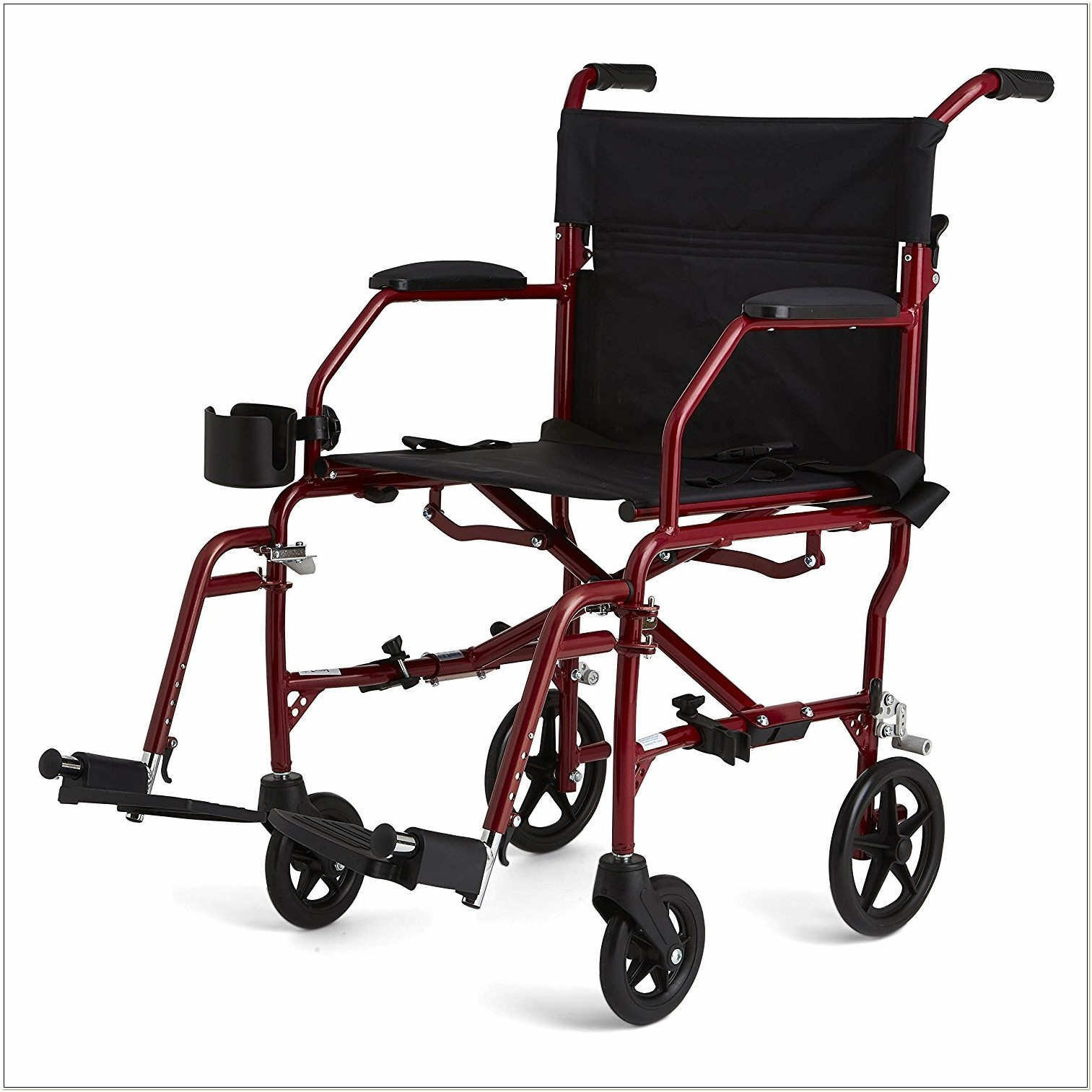 Walgreens Medline Ultralight Transport Chair