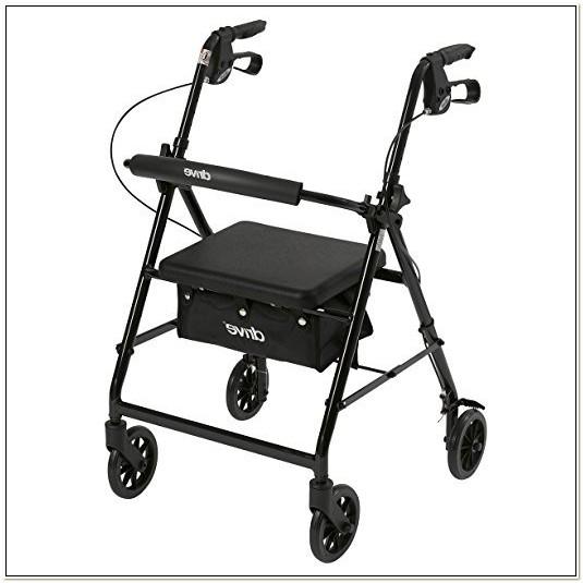 Walker Chair For Elderly