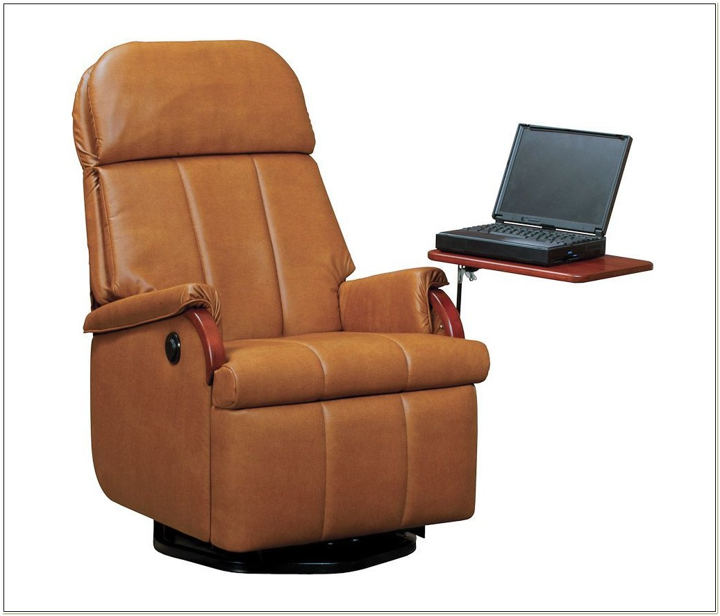 Wall Hugger Swivel Recliner Chair