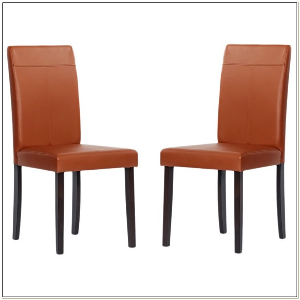 Warehouse Of Tiffany Brown Dining Chairs