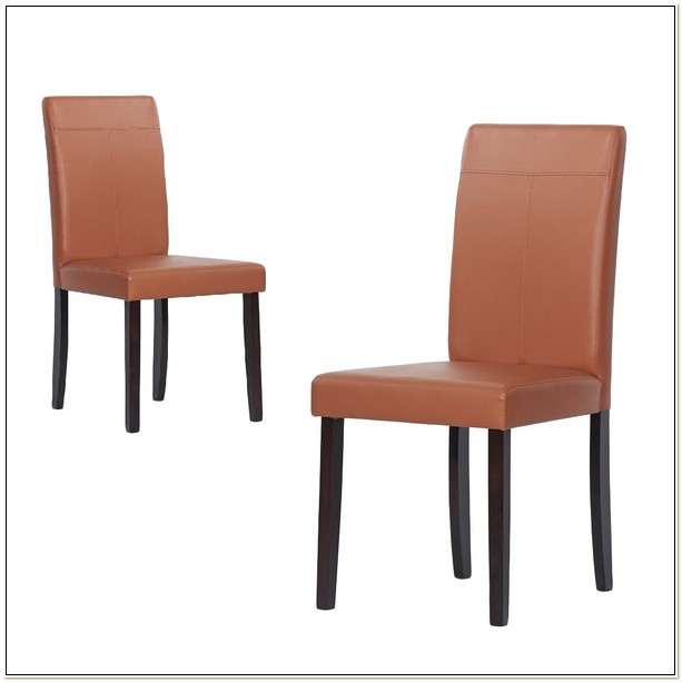 Warehouse Of Tiffany Toffee Dining Chairs