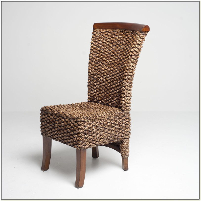 Water Hyacinth Dining Chairs Brisbane