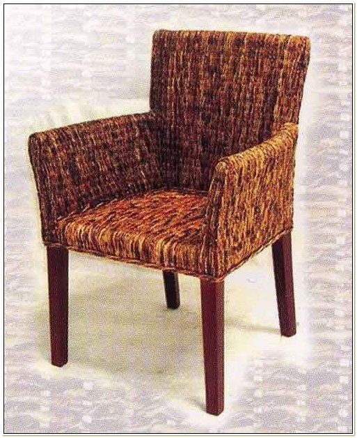 Water Hyacinth Dining Chairs Sydney