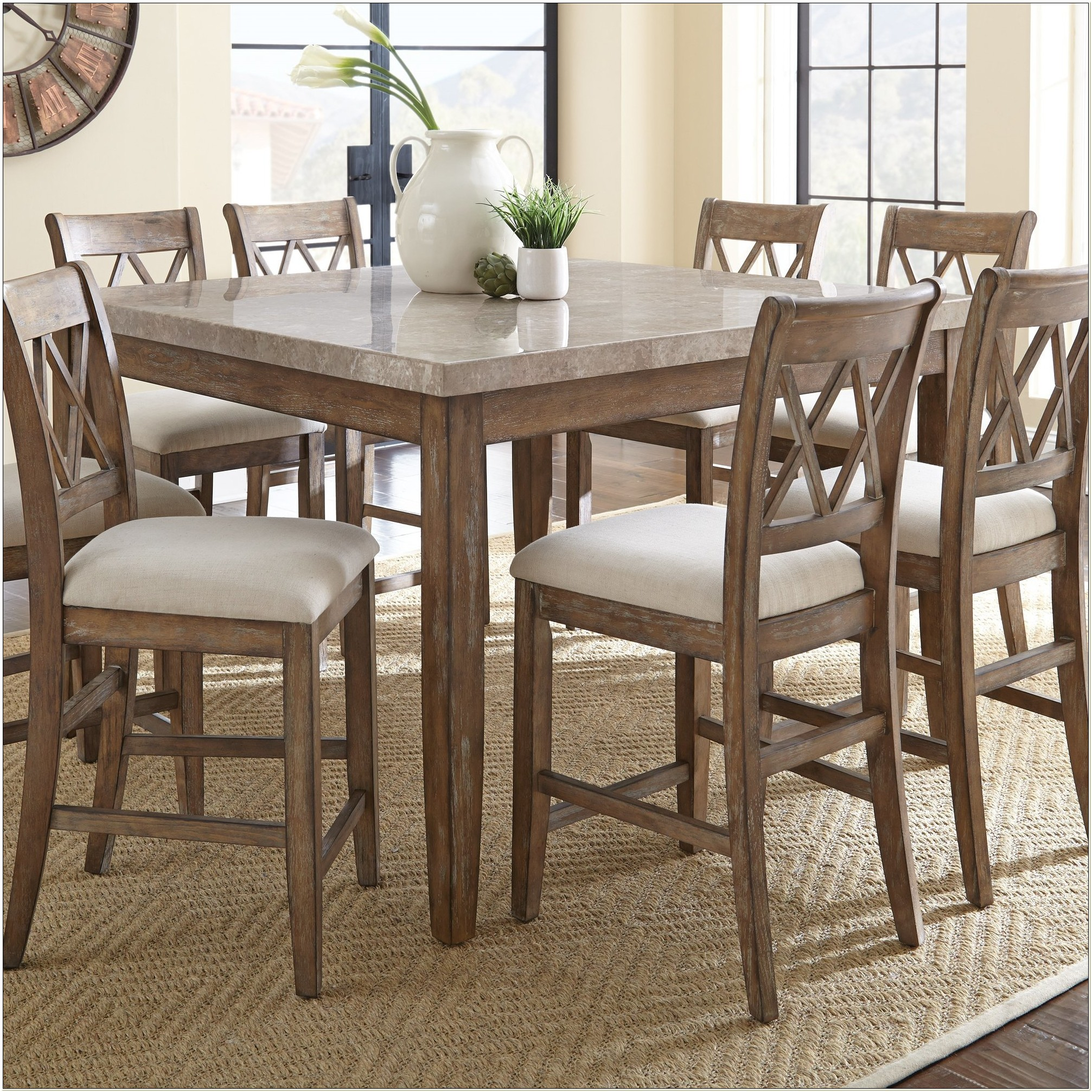 Wayfair Counter Height Table And Chairs