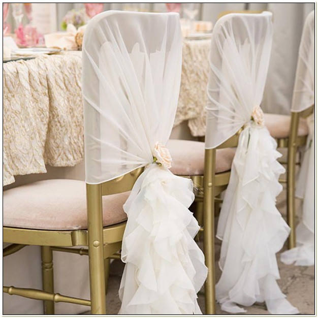 Wedding Sashes For Chairs Uk