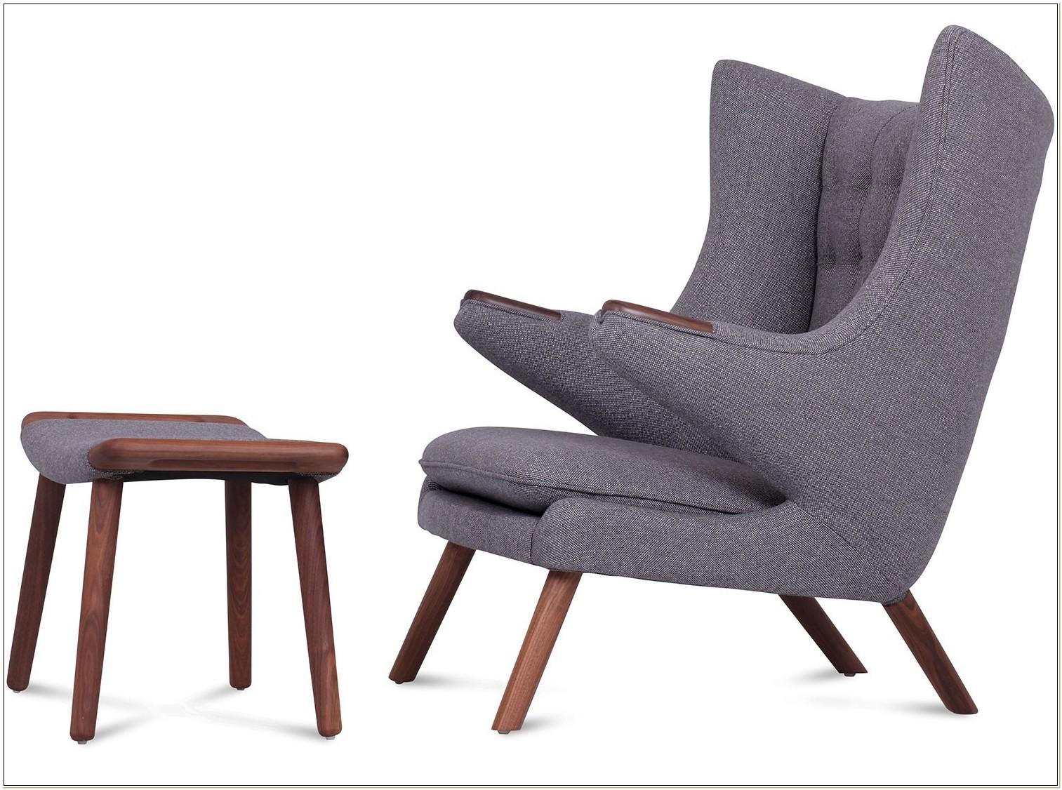 Wegner Papa Bear Chair Replica