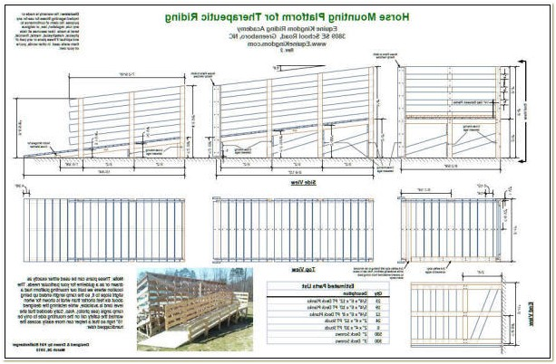 Wheelchair Ramp Plans Pdf
