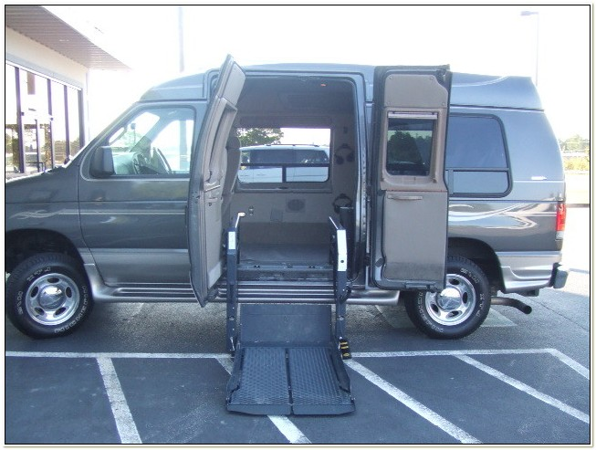 Wheelchair Ramps For Vans Used