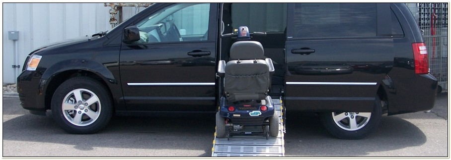 Wheelchair Ramps For Vans