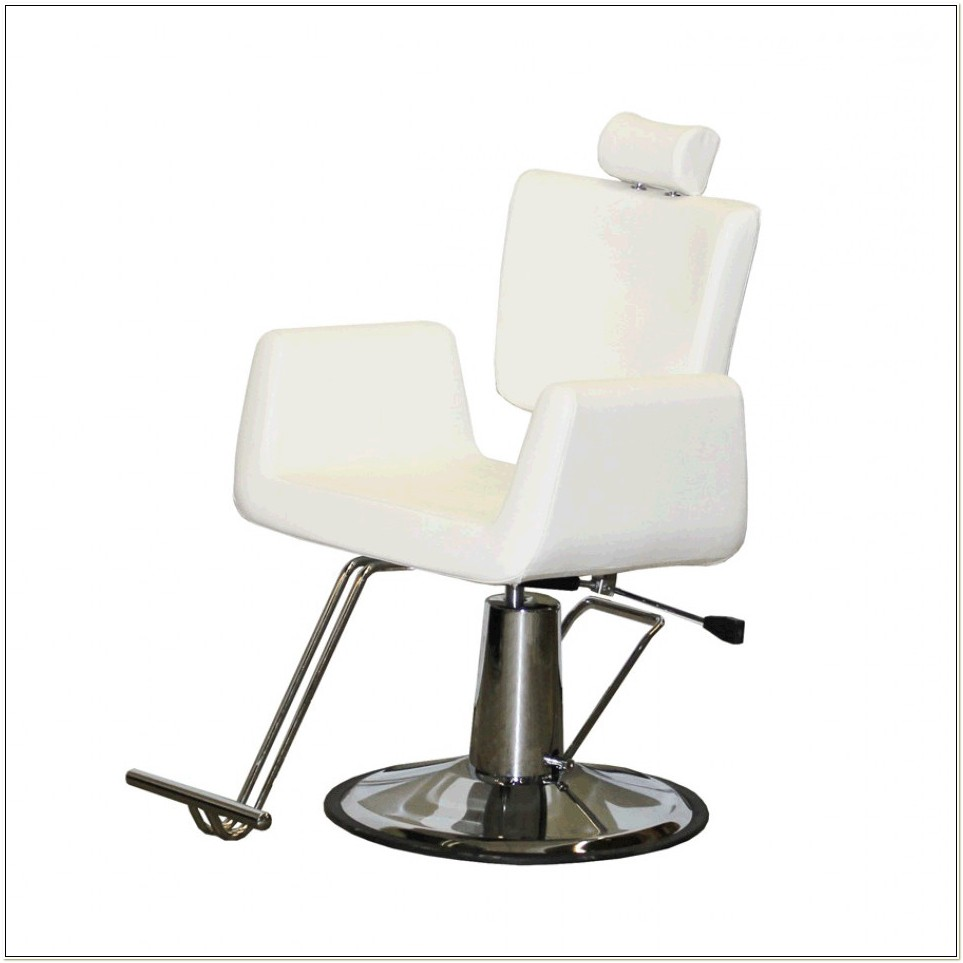 White All Purpose Styling Chair