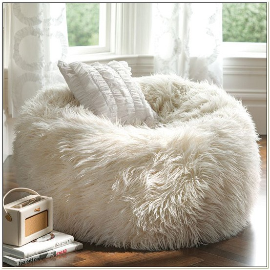 White Bean Bag Chair Ikea