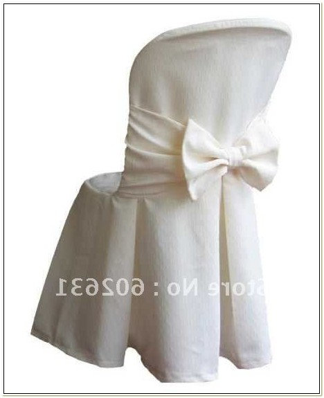 White Slipcovers For Folding Chairs