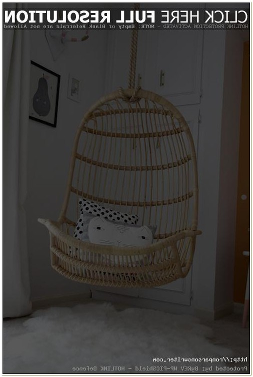 Wicker Hanging Chairs For Bedrooms