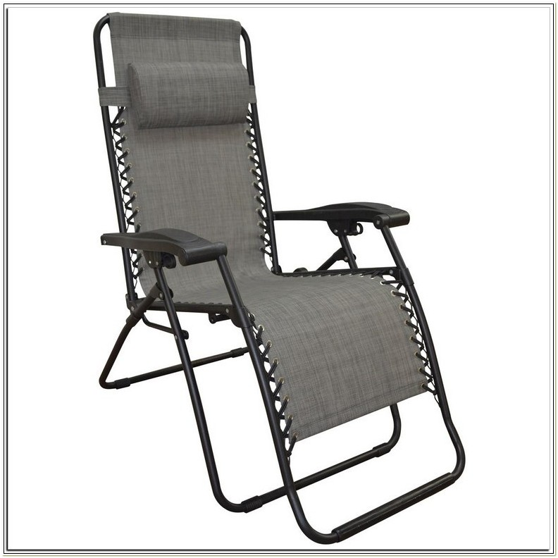 Wilson And Fisher Zero Gravity Chair