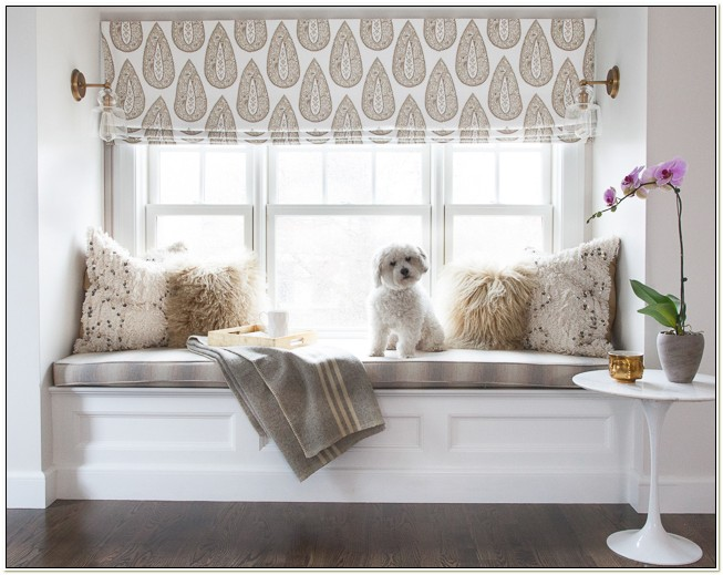 Window Seat Cushions Pottery Barn