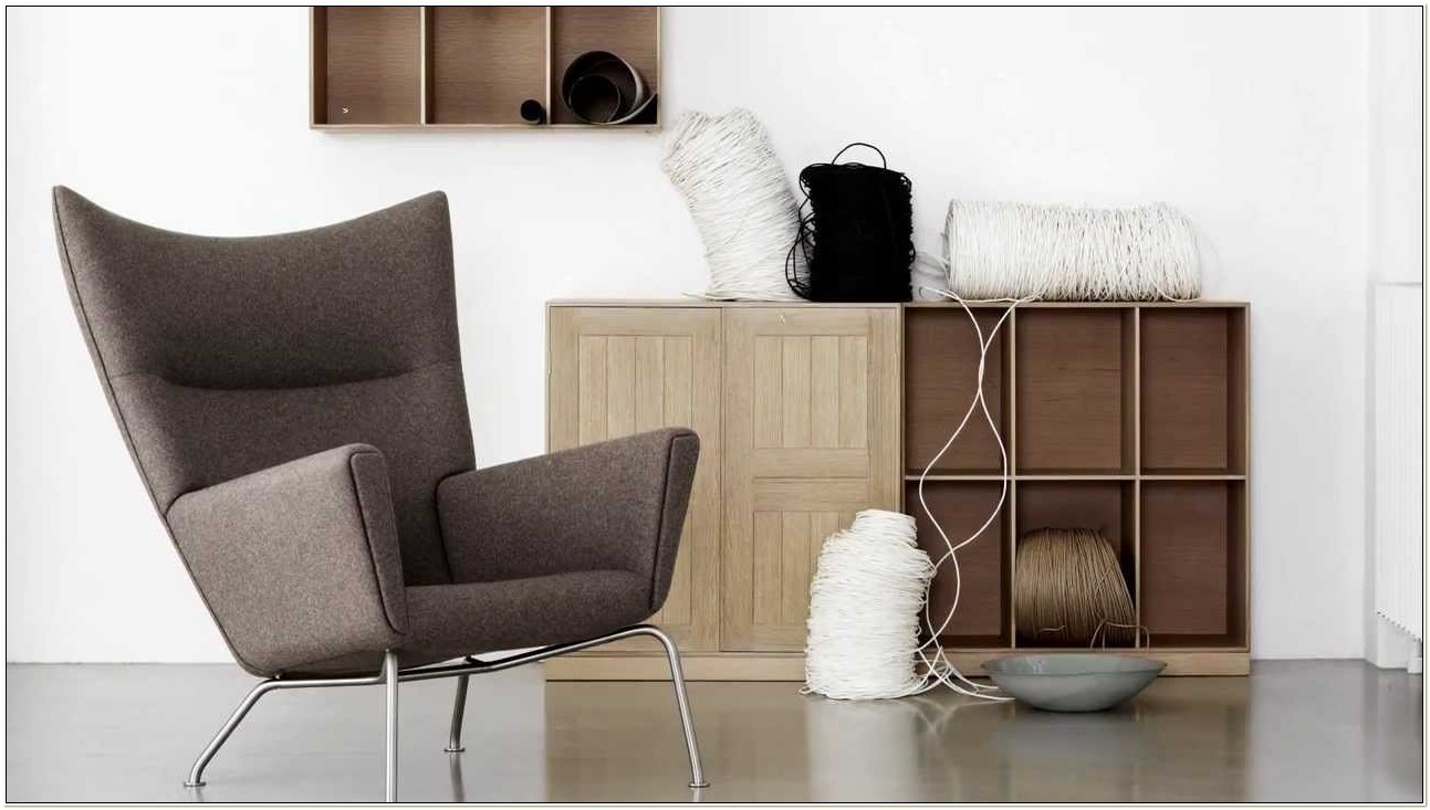 Wing Chair Hans J Wegner