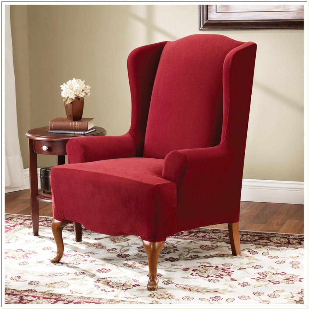 Wing Chair Slipcover Ikea