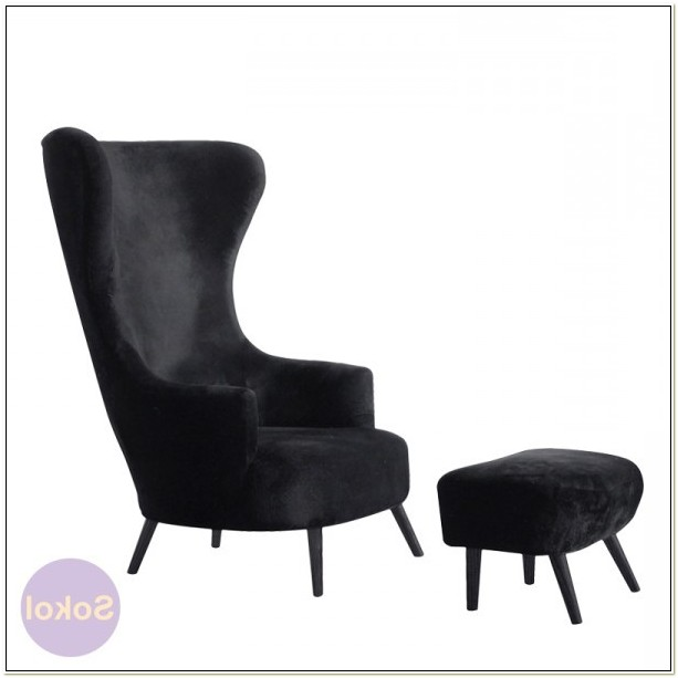 Wingback Chair Tom Dixon Replica