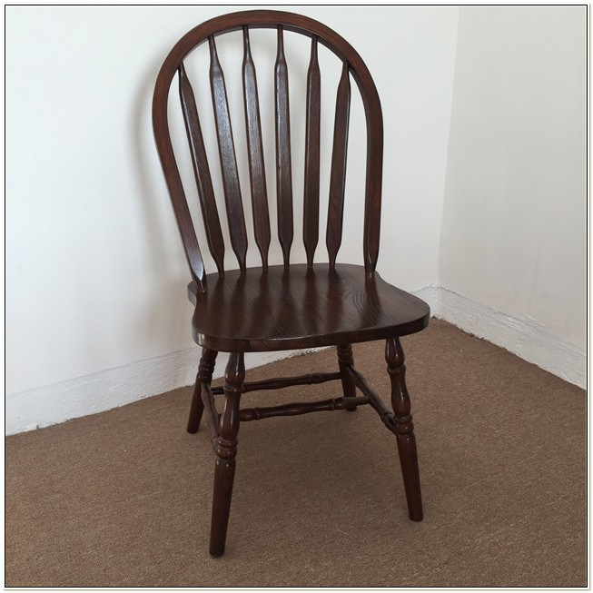 Winsome Windsor Chair Solid Wood