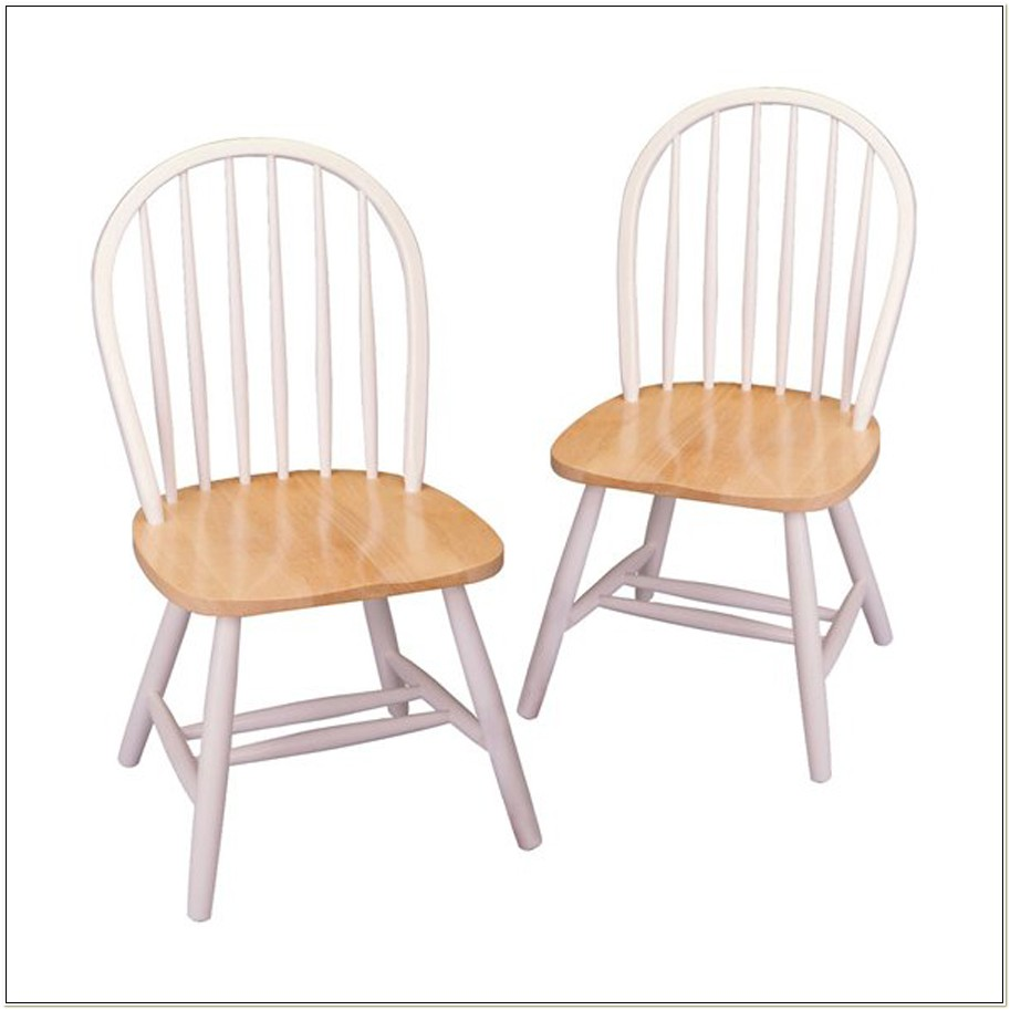 Winsome Wood Windsor Chair Set Of 2