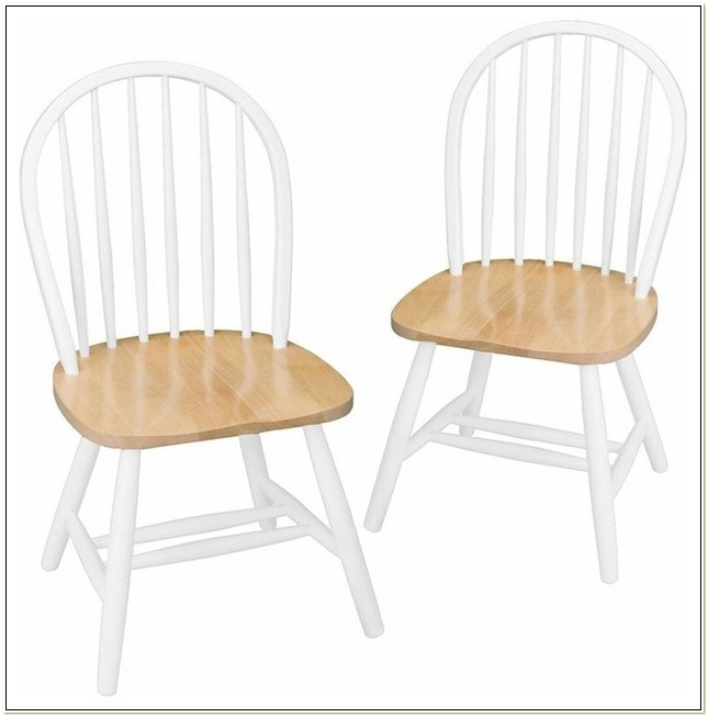Winsome Wood Windsor Chair White