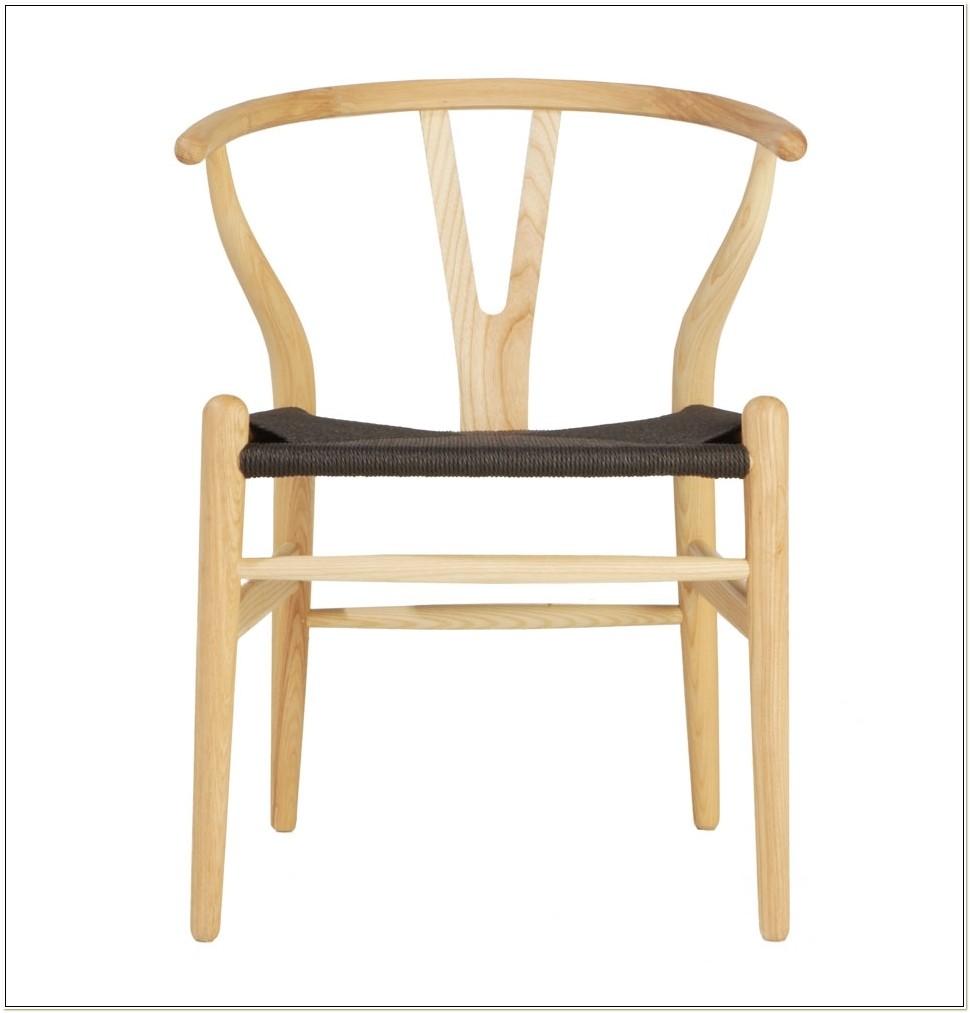 Wishbone Chair Knock Off