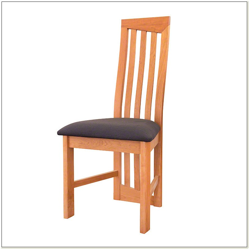 Wooden Chairs With High Backs