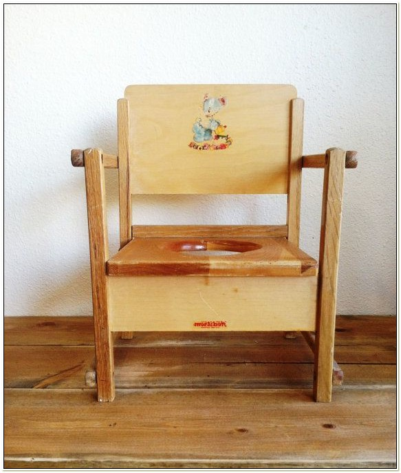 Wooden Potty Chairs For Toddlers