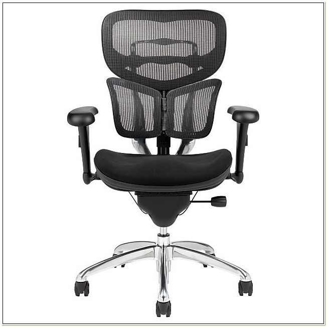 Workpro Commercial Mesh Back Executive Chair Instructions