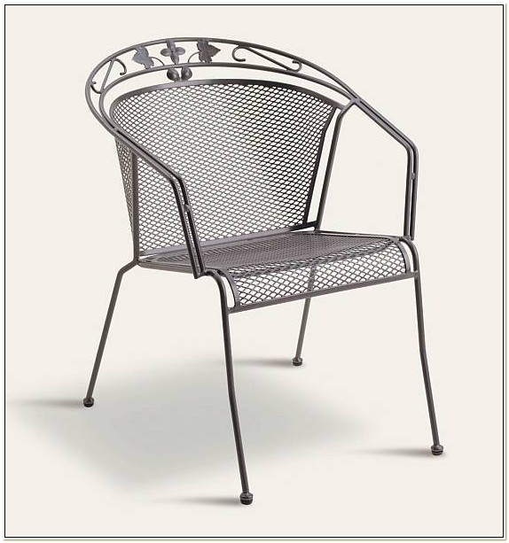 Wrought Iron Outdoor Furniture Glides