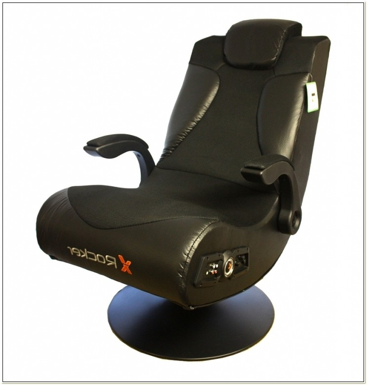 X Rocker Reclining Wireless Gaming Chair