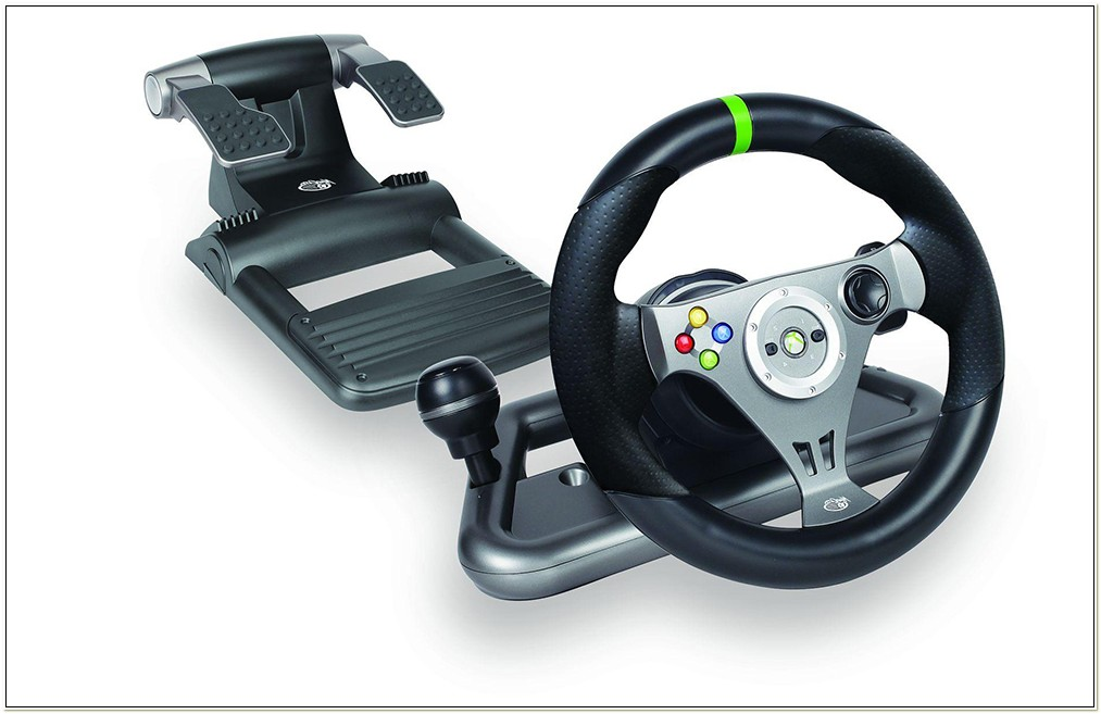 Xbox 360 Racing Seat With Clutch