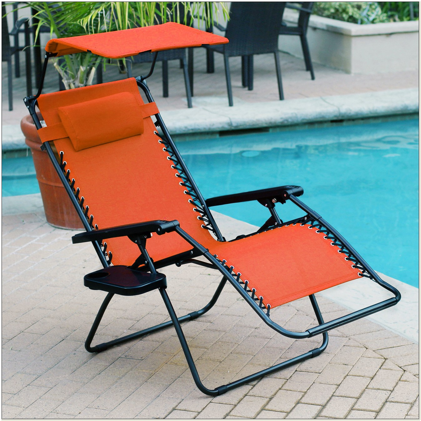 Zero Gravity Chair With Sunshade Uk