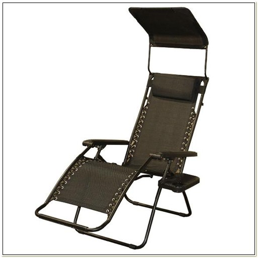 Zero Gravity Chair With Sunshade