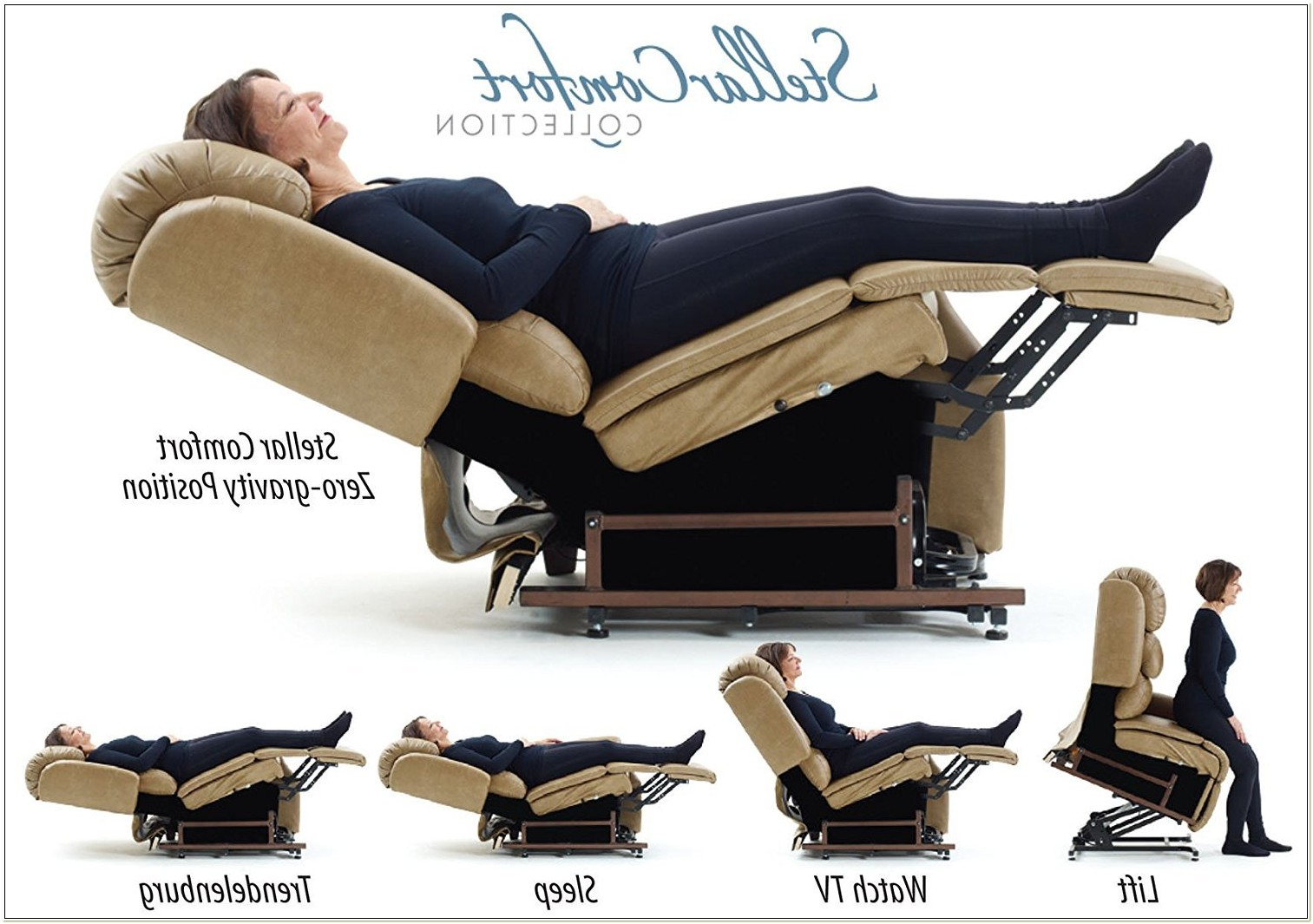 Zero Gravity Lift Chair Recliner