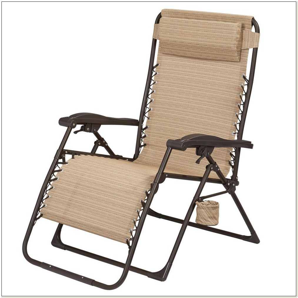 Zero Gravity Lounge Chair Home Depot