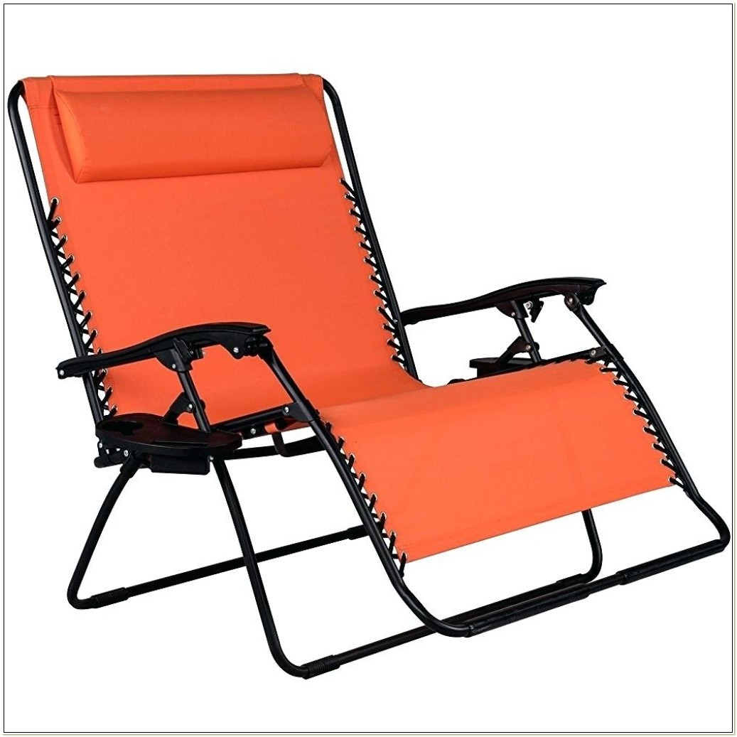 Zero Gravity Lounge Chair Overstock