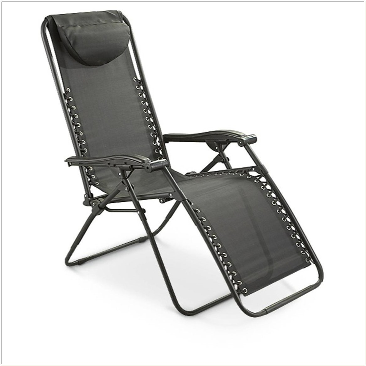 Zero Gravity Lounge Chairs