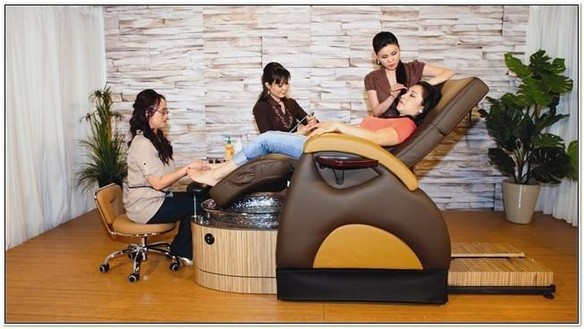Zero Gravity Pedicure Chair
