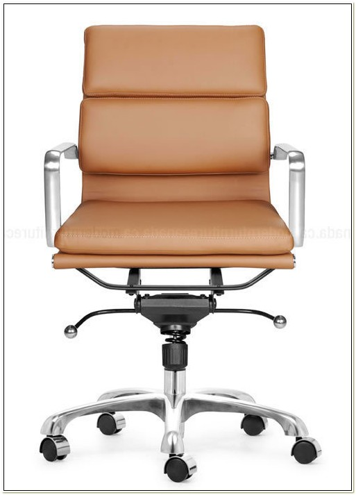 Zuo Modern Director Office Chair Terracotta