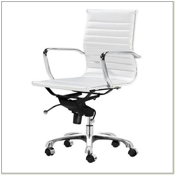Zuo Modern Lider Office Chair White