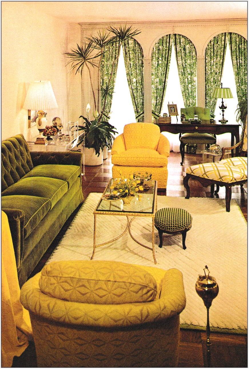 1970s Living Room Furniture