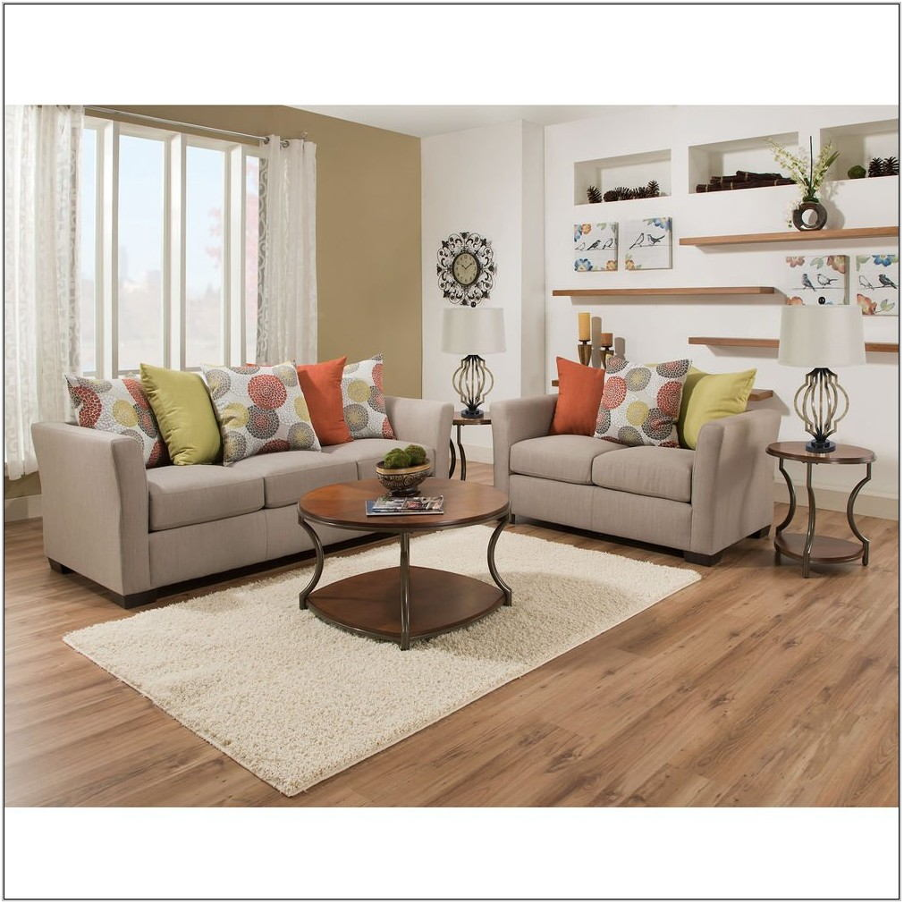 2 Piece Living Room Furniture Sets