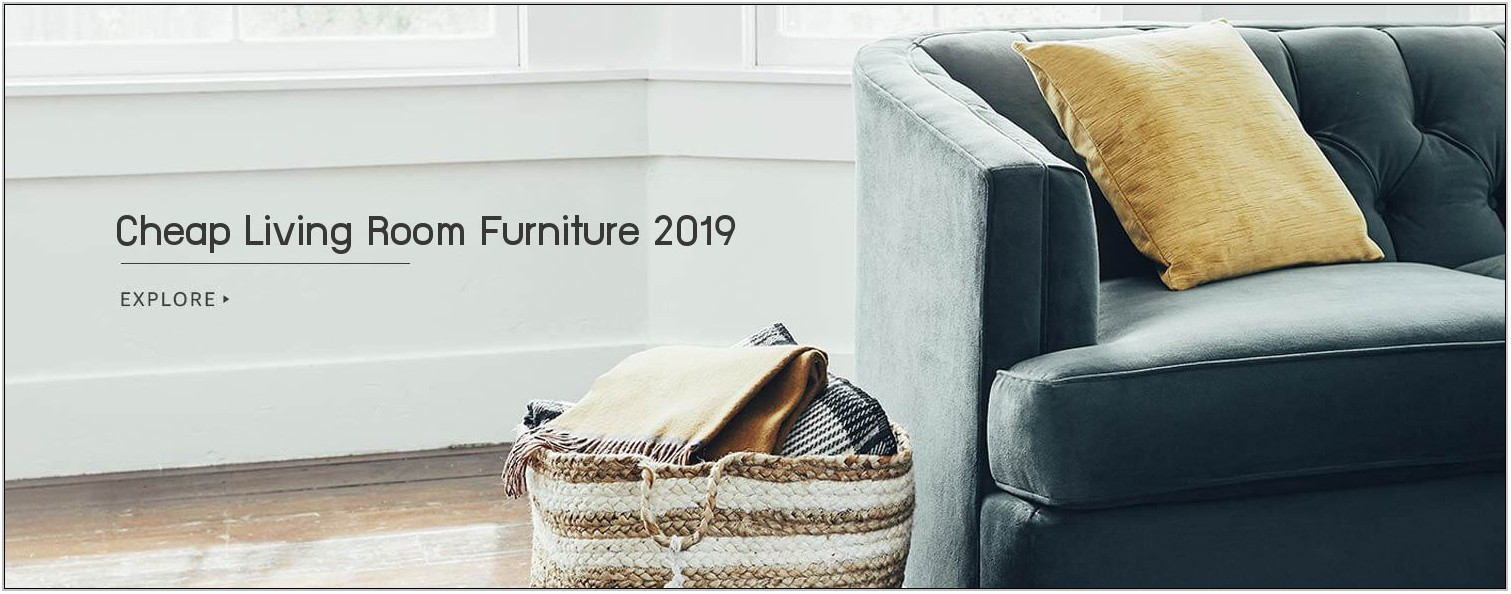 2019 Living Room Furniture Trends
