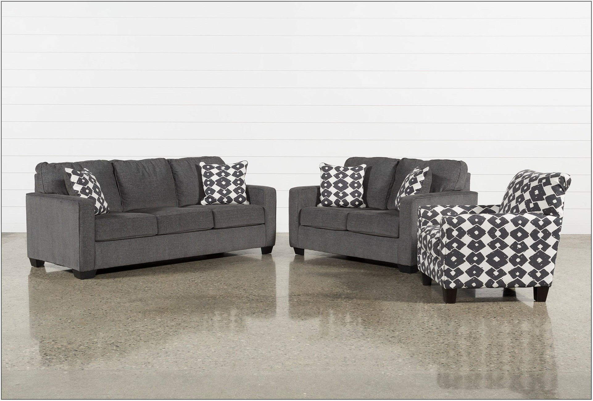 3 Piece Living Room Set On Sale