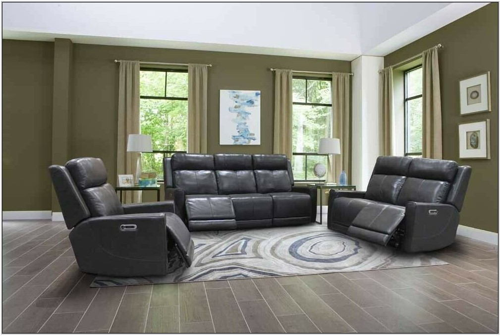3 Piece Power Reclining Living Room Set