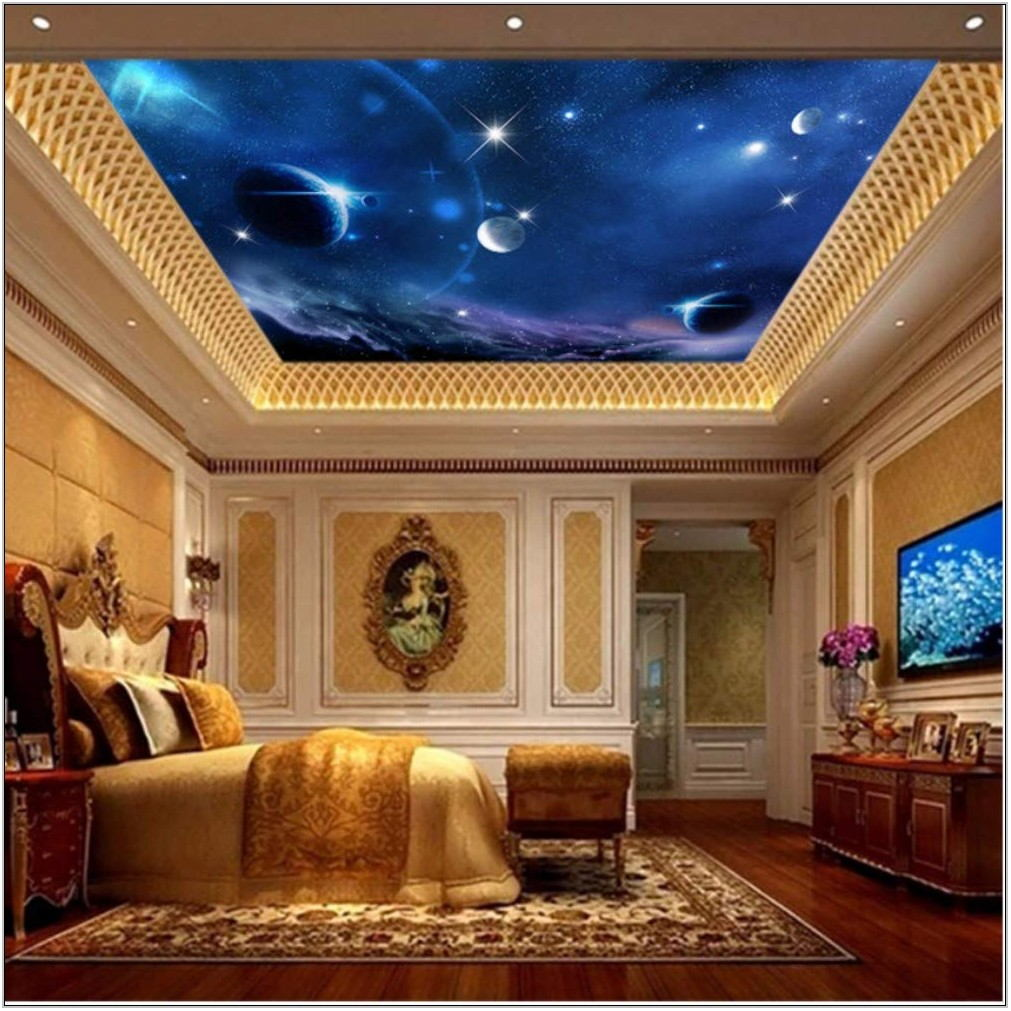 3d Wallpaper For Living Room Amazon