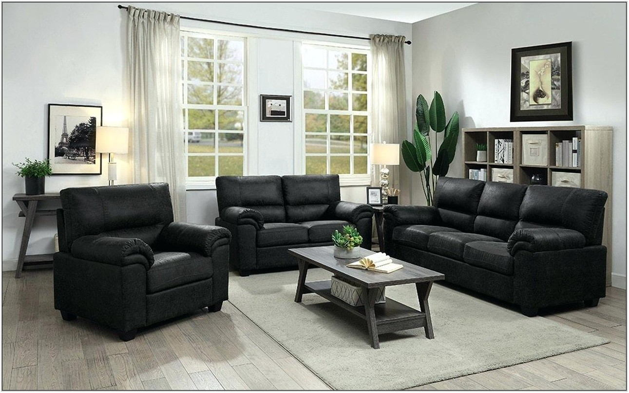 5 Piece Living Room Set