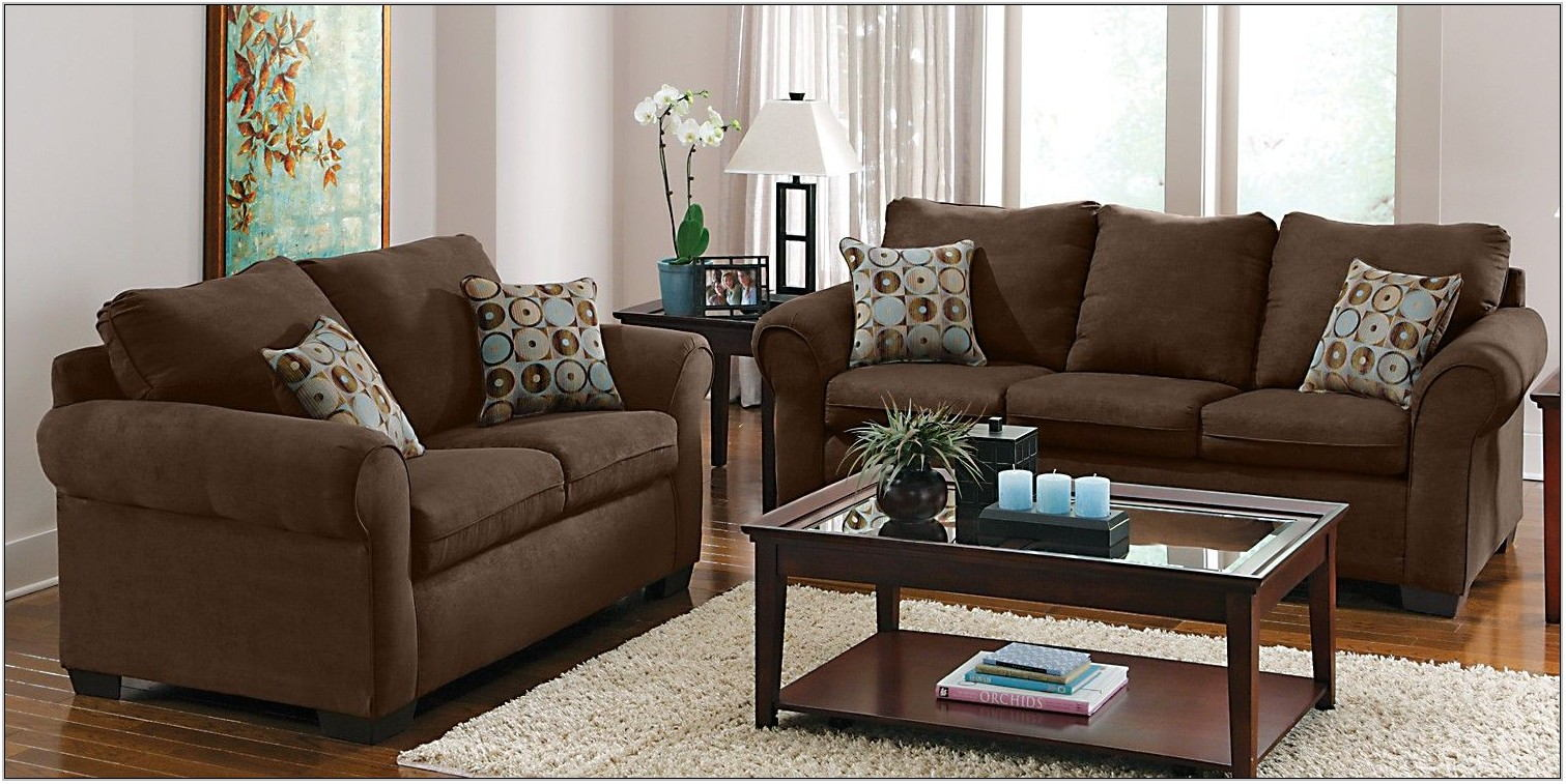 7 Piece Living Room Furniture Sets